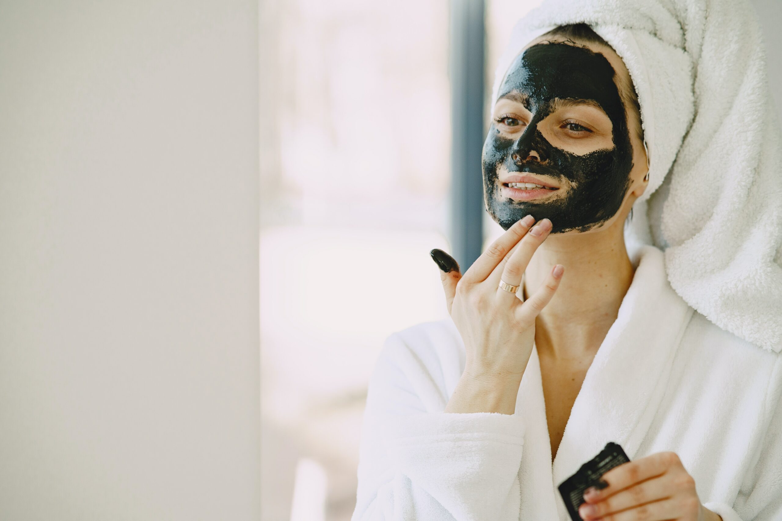 at home skincare mask